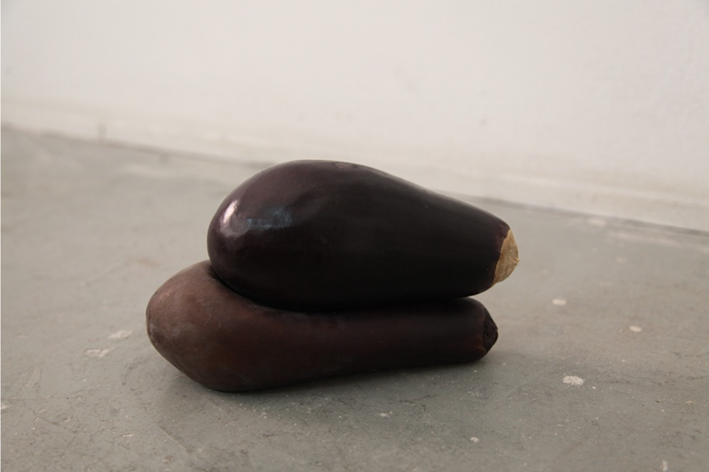 variations on the hydration and dehydration of the aubergines